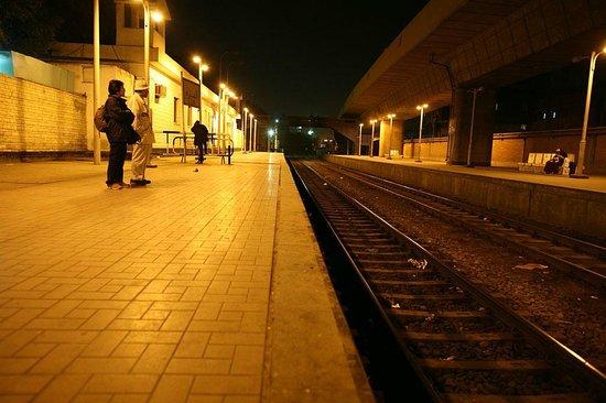Wagons Lits : ギザ駅