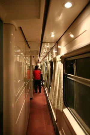 Wagons Lits : ナイル・エキスプレス寝台特急