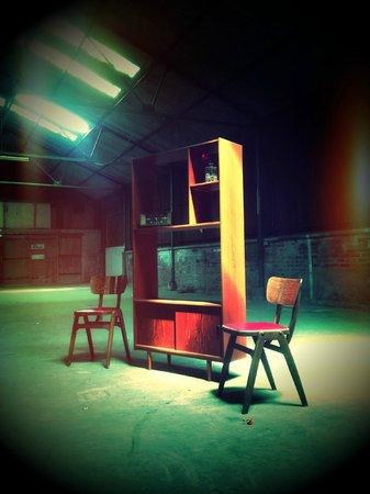 Vintage Warehouse13: G-Plan Room Divider