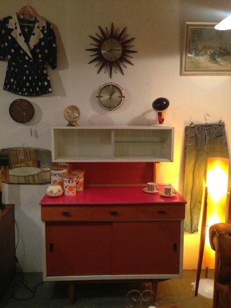 Vintage Warehouse13: Stunning 1950's Kitchen Unit