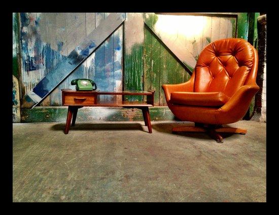 Vintage Warehouse13: Danish All The Way