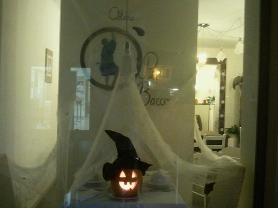 O Per Bacco: Halloween