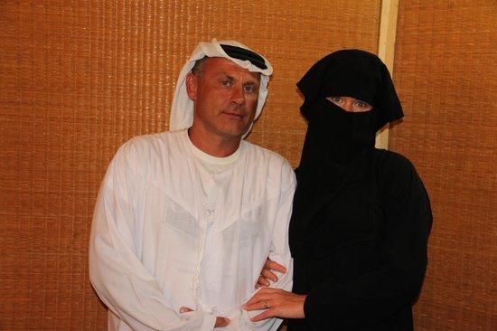 Smana Hotel Al Riqa: вот собственно и жильцы