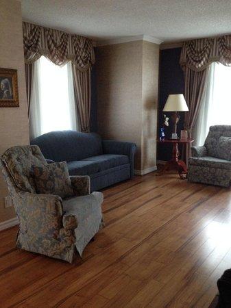 Hotel Palace Royal: Salon
