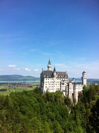 Vive Alemania Tours: Tours La Fantasía de Neuschwanstein