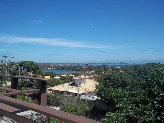 Buzios Arambare Hotel: La vista desde la pileta