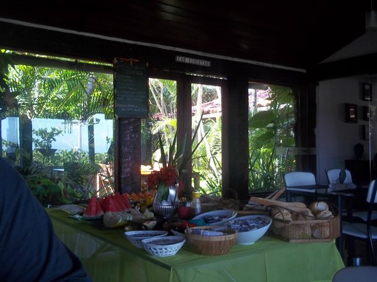 Buzios Arambare Hotel : Desayunoo