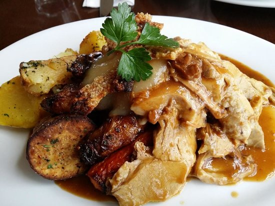 Robbie's Bar & Bistro: Roast of the day