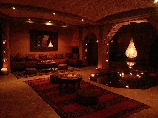 Hammam of La Maison Arabe: Hammam La Maison Arabe *****