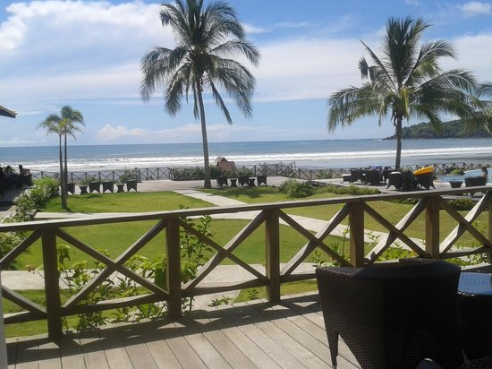 Playa Venao Hotel Resort: lobby del hotel