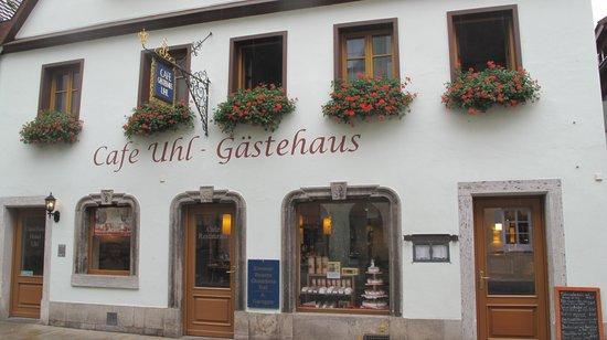 Hotel Cafe Uhl : Genel görünüm