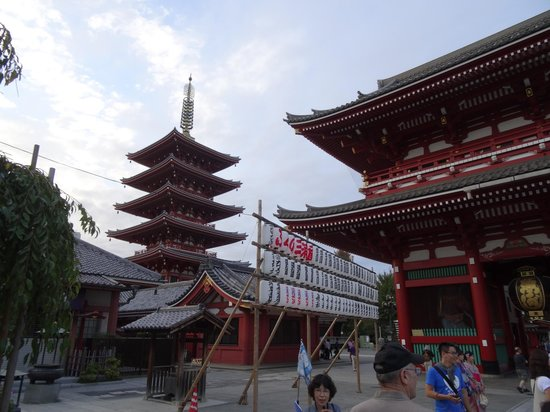 Sensoji Temple - Picture of Asakusa, Taito - TripAdvisor