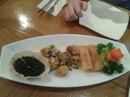 The Mulan Cantonese Restaurant : Starter :)