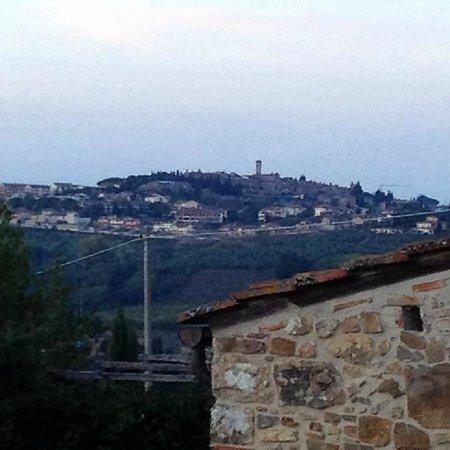 Torre di Ponzano - Chianti area - Tuscany -: View