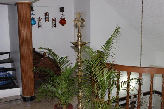 Ann's Residency : Outside the room