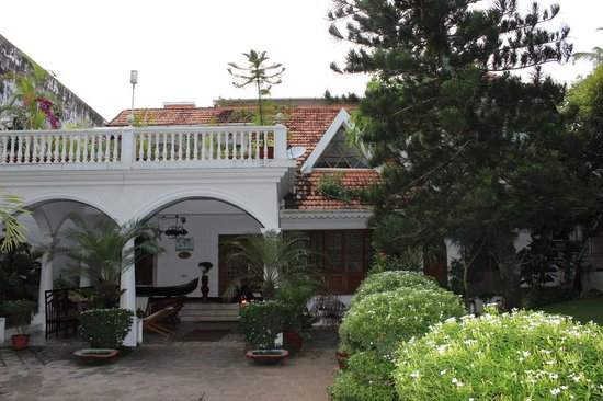 Ann's Residency : Hotel