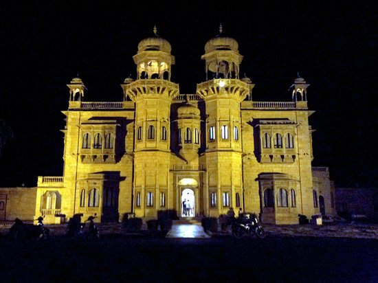 The Jawahar Niwas Palace
