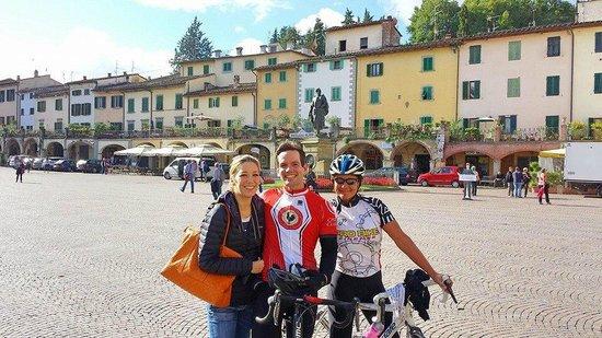 I Bike Tuscany : Chianti