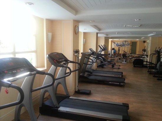 The Sukosol: Gym