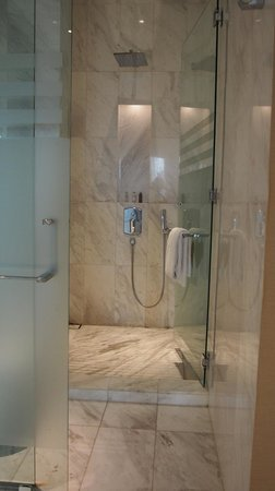 Hotel Fort Canning: Shower