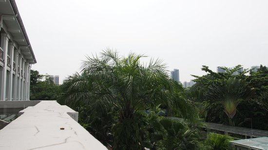 Hotel Fort Canning: View