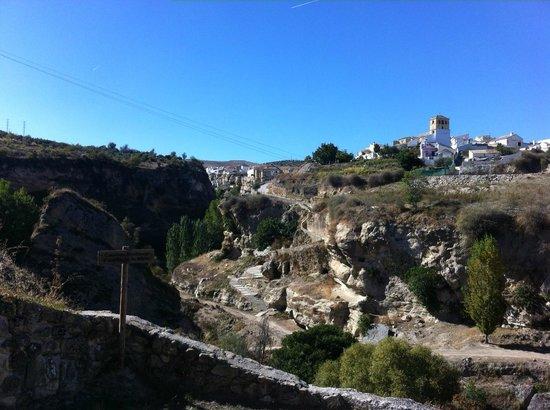 Baños Arabes Alhama De Granada:de baños Arabes: fotografía de Hotel El Ventorro, Alhama de Granada