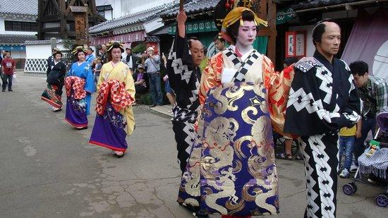 Edo Wonderland Nikko Edomura: Edo Wonderland