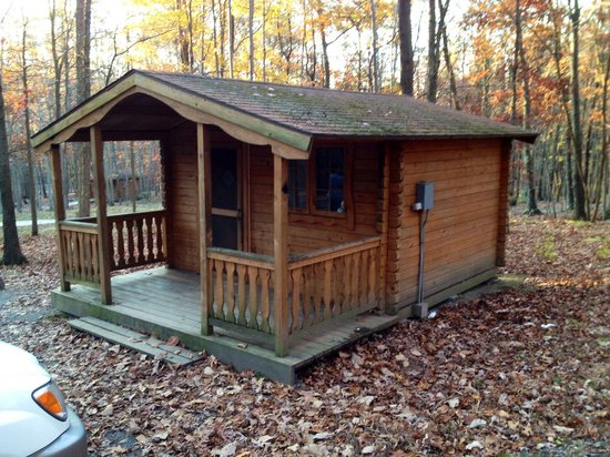 Rocky Gap State Park : Our weekend cabin