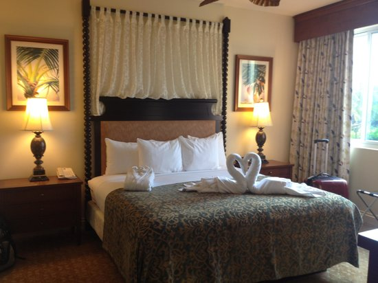 Kings' Land by Hilton Grand Vacations: Master Bedroom