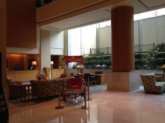Hotel Nikko Hanoi: lobby 2