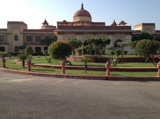 The Ummed Jodhpur: Ingresso