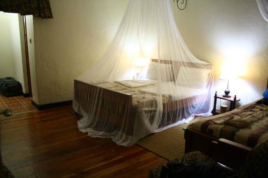 Lake Naivasha Resort : Our room