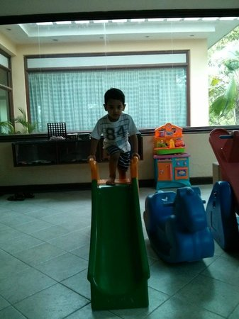 Taj Fisherman's Cove Resort & Spa, Chennai: The Kids's Room