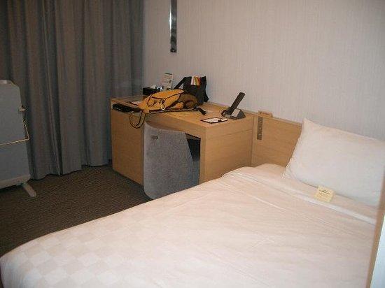 Kobe Motomachi Tokyu REI Hotel: 客室