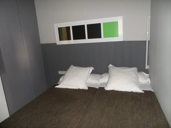Cosy Rooms Tapineria: Letto