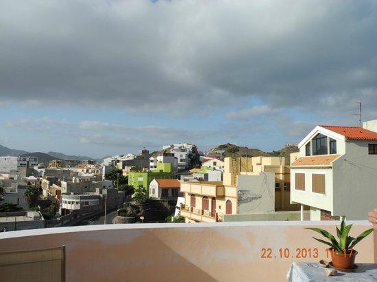 Casa Comba : Il panorama dal terrazzo della sala colazione