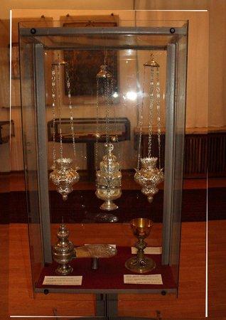 Sinaia Monastery: Censer for burning incense