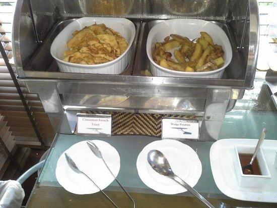 President Solitaire Hotel & Spa: Breakfast 8
