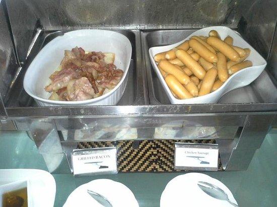 President Solitaire Hotel & Spa: Breakfast 9