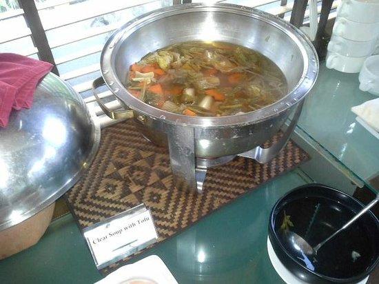President Solitaire Hotel & Spa: Breakfast 12