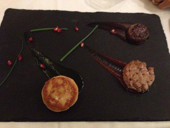 Ai Navigli: Os 3 mosqueteiros  delicioso