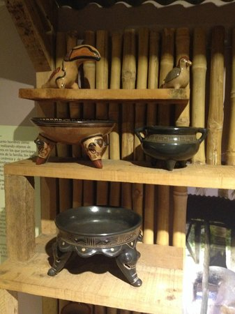 Museo del Oro Precolombino : Ceramics