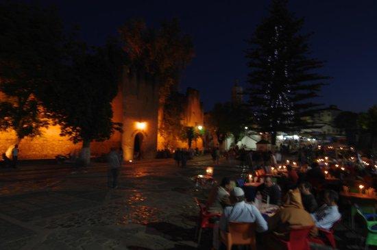 Apartments Dar el Moualim: town square