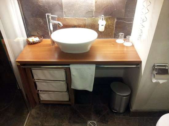 Hotel Jurmala Spa: Sink