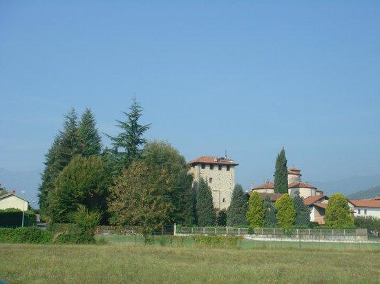 Castello degli Albezi e Borgata Sala di Giaveno