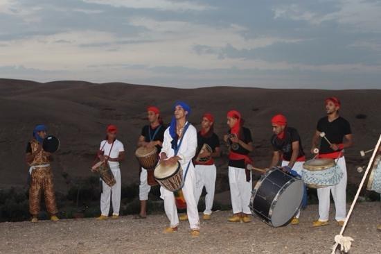 La Pause: berberes boys