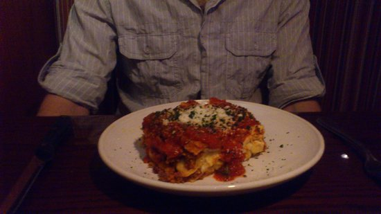 Carrabba's Italian Grill: lasagne
