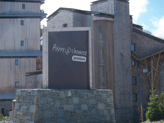 Apartamentos Pierre & Vacances Premium L'Amara: entrée
