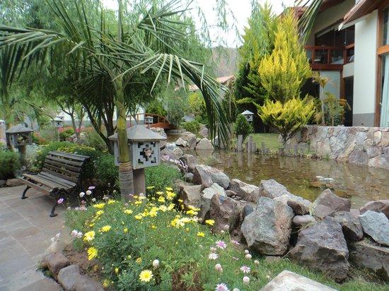 Aranwa Sacred Valley Hotel & Wellness: beautiful landscape