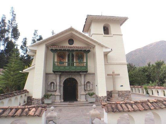 Aranwa Sacred Valley Hotel & Wellness: the Chapel